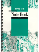 Spiral Bound Note Book (Single Line) A4-70 gsm-50 Sheets