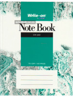 Note Book (Single Line) F5-70 gsm-160 Pages