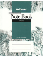 Note Book (Single Line) F5-70 gsm-240 Pages