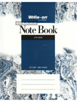 Note Book (Single Line) F5-70 gsm-280 Pages