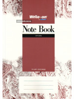 Note Book (Single Line) A4-70 gsm-200 Pages