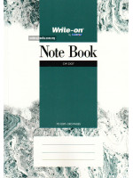 Note Book (Single Line) A4-70 gsm-240 Pages