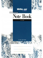 Note Book (Single Line) A4-70 gsm-280 Pages