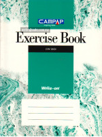 Exercise Book (Single Line) F5-60 gsm-80 Pages