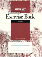 Exercise Book (Single Line) F5-70 gsm-100 Pages