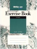 Exercise Book (Single Line) F5-70 gsm-120 Pages