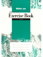 Exercise Book (Single Line) A4-70 gsm-80 Pages