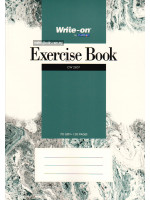 Exercise Book (Single Line) A4-70 gsm-120 Pages