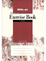 Exercise Book (Single Line) A4-70 gsm-160 Pages
