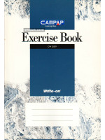 Exercise Book (Single Line) A4-60 gsm-100 Pages