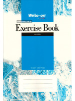 Exercise Book (Single Line) A4-70 gsm-200 Pages