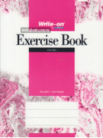 Exercise Book PP Cover (Single Line) F5-70 gsm-100 Pages