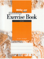 Exercise Book PP Cover (Single Line) F5-70 gsm-120 Pages