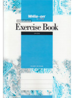 Exercise Book PP Cover (Single Line) A4-70 gsm-80 Pages
