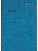 CA3159 Premium Foolscap Book Hard Cover (Single Line) F4-60gsm-304 Pages