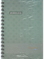 CA3172 Wire-o Premium Note Book (Hard Cover) A5-100 Sheets-70gsm