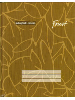 CF7107 Forest Square Book Hard Cover (Single Line) F5-120 Pages