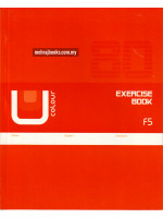 UEC80 F5 Exercise Book 80 Pages