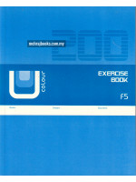 UEC200 F5 Exercise Book 200 Pages