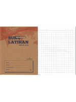 Exercise Book (Medium Small Square) F5-80 Pages