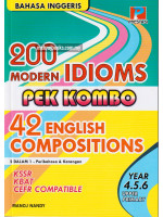2000 Modern Idioms Pek Combo 42 English Composition Year 4.5.6