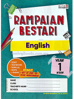 Rampaian Bestari English Year 1