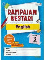 Rampaian Bestari English Year 3