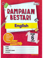 Rampaian Bestari English Year 6