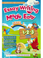 Essay Writing Made Easy Level 1 Year 1-2-3