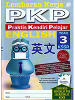 Lembaran Kerja PKP English Year 3 SJKC, 英文 年级 3