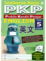 Lembaran Kerja PKP English Year 5, 英文 年级 5