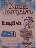 Kunci Rampaian English Year 1