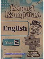 Kunci Rampaian English Year 2