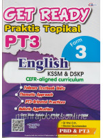 Get Ready Praktis Topikal PT3 English Form 3