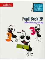 Busy Ant Maths Pupil Book 3B