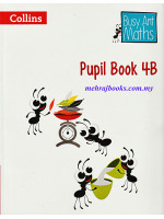 Busy Ant Maths Pupil Book 4B