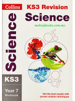 Collins KS3 Revision Science Year 7 Workbook