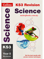 Collins KS3 Revision Science Year 8 Workbook