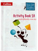 Busy Ant Maths Activity Book 1A
