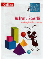 Busy Ant Maths Activity Book 1B