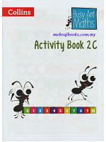 Busy Ant Maths Activity Book 2C
