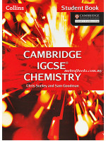 Collins Cambridge IGCSE Chemistry Student Book