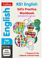 Collins English Age 5-7 Key Stage 1 SATs Practice Workbook