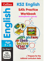 Collins English Age 7-11 Key Stage 2 SATs Practice Workbook