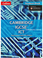 Collins Cambridge IGCSE ICT Student Book and CD-ROM