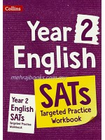 Collins English Age 6-7 Year 2 SATs Targeted Practice Workbook