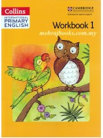 Collins International Primary English Workbook 1