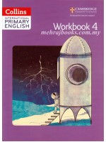 Collins International Primary English Workbook 4