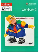 Collins International Primary Maths Workbook 2