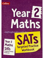 Collins Maths Age 6-7 Year 2 SATs Targeted Practice Workbook